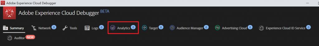 Adobe Experience Cloud Debugger